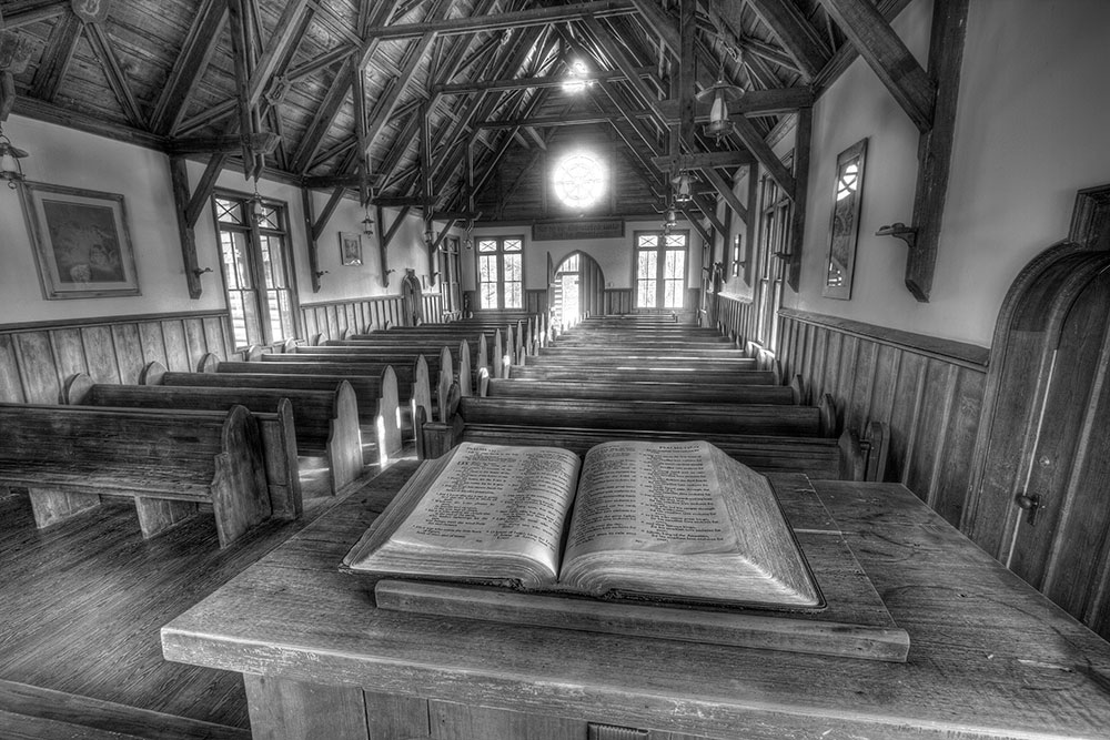 Barnwell Chapel and Bible