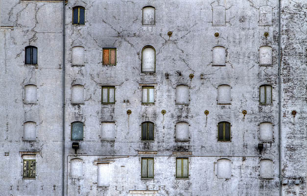 Wall Of Windows